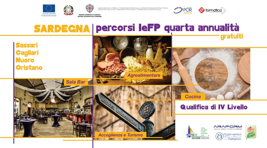 Percorsi IeFP Quarta annualità