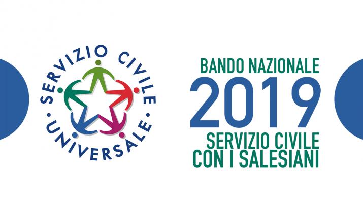 Servizio civile – Bando nazionale 2019